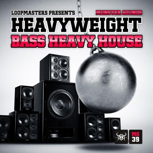 MS Heavyweight Bass Heavy House WAV MIDI