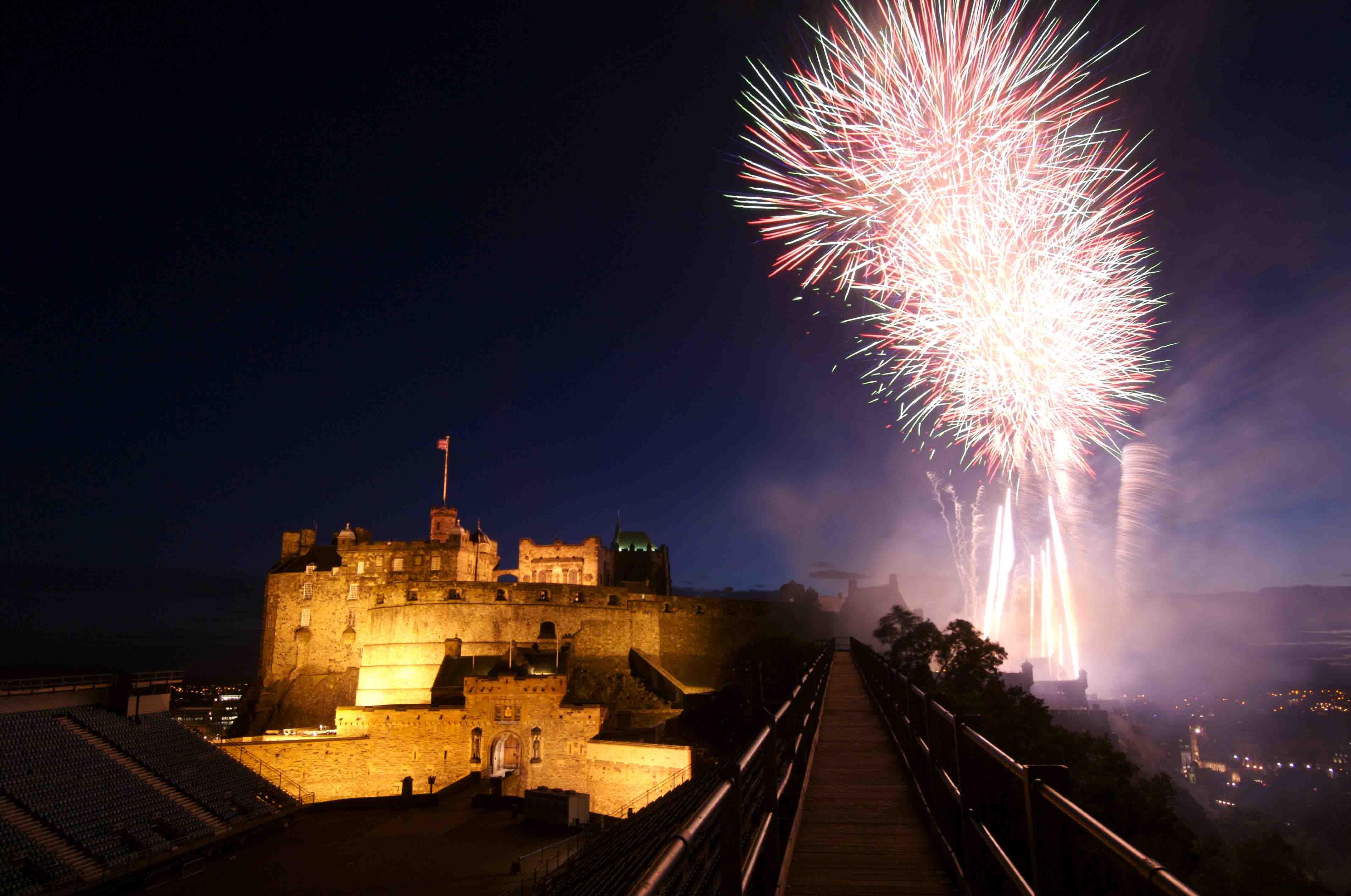 Edinburgh s tourism businesses get inside track on city s planned     Edinburgh s Hogmanay is the biggest New Year Festival in