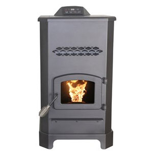 Castle Wood Pellet Heater