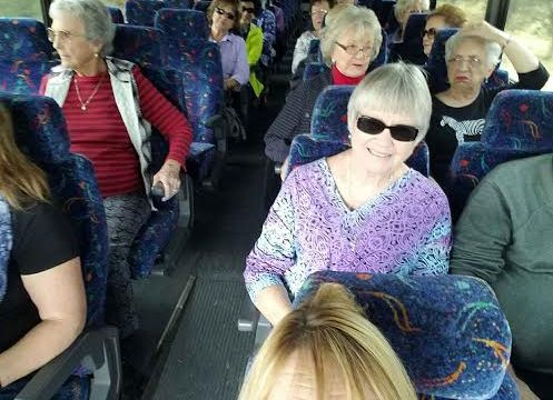 Field Trip with Palm Village Senior Network