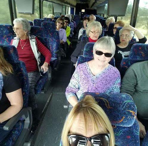 Field Trip with Palm Village Senior Network