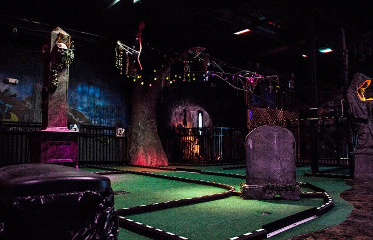 Ghost Golf Course