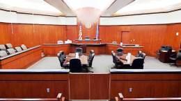 Fresno Court Room