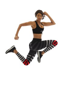 9129e3356d37a I typically wear my K-Deer leggings, which are available in a variety of  different stripes, for yoga or indoor cycling. But come December, my  Jennifer ...