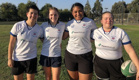 Who to contact to join Fresno State Women's rugby club