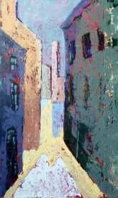 Claire Fresson : Ombre cathédrale