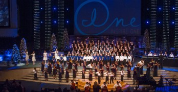 Get in the Christmas spirit at the Inspire One fall concert