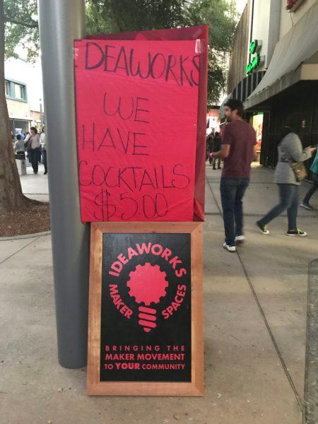 Fulton Street Party fail
