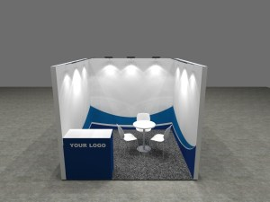 3x3 - Open Booth Design