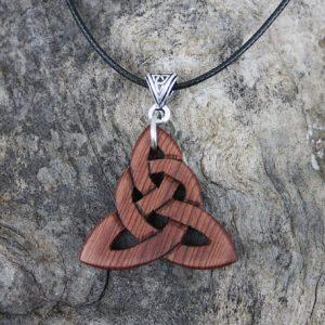 Triquetra & trinity knot