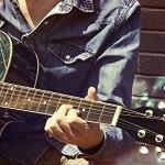 Lindo Fractal Acoustic Guitar