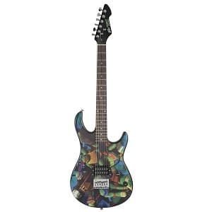 Peavey Teenage Mutant Ninja Turtles Peavey Full-Size Rockmaster Electric Guitar