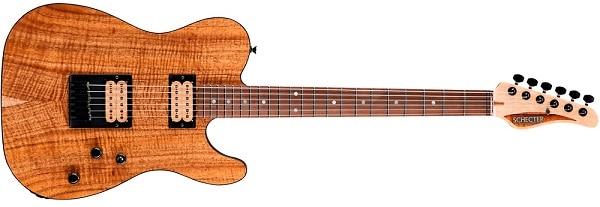 Schecter Guitar Research PT Custom Exotic