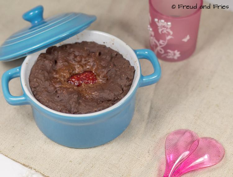 Snelle chocoladecake voor Valentijnsdag | Freud and Fries