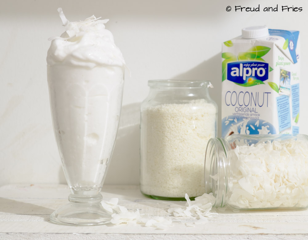 Loco for Coco Protein Fluff | Freud and Fries