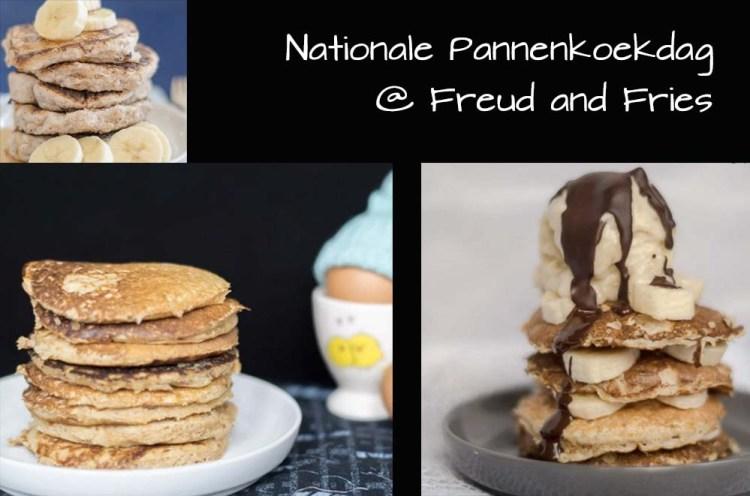 Nationale Pannenkoekdag | Freud and Fries