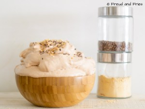 Snickers Protein Fluff | Freud and Fries