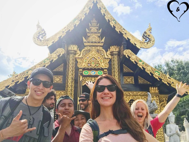 Travel ♡ Chiang Mai: Nieuwe vrienden maken | Freud and Fries