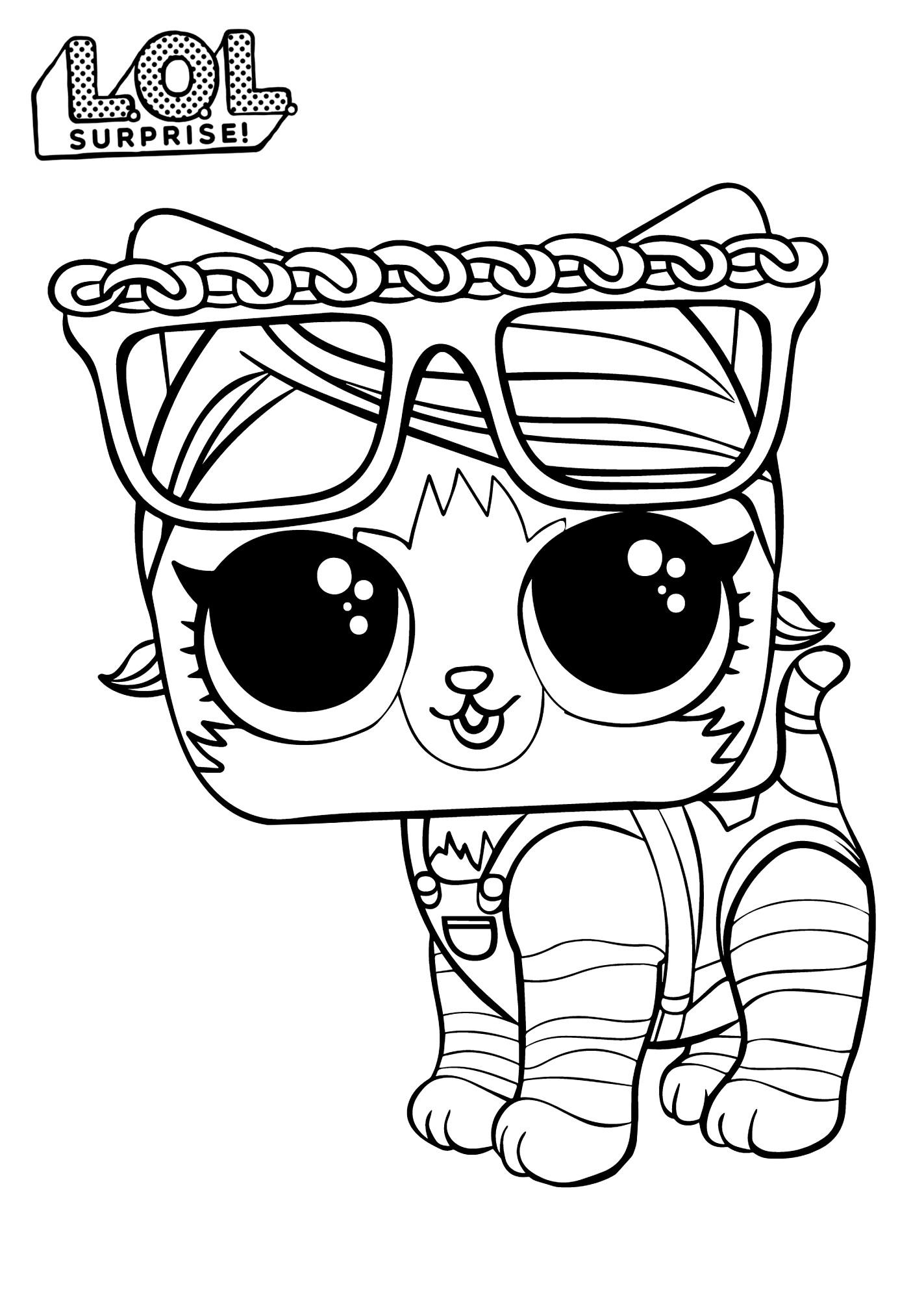 Baixe desenhos de lol surprise para pintar e libertar o artista em você. Dibujos De Lol Unicornio Para Colorear E Imprimir