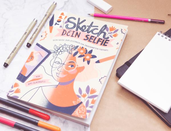 Sketch Dein Selfie