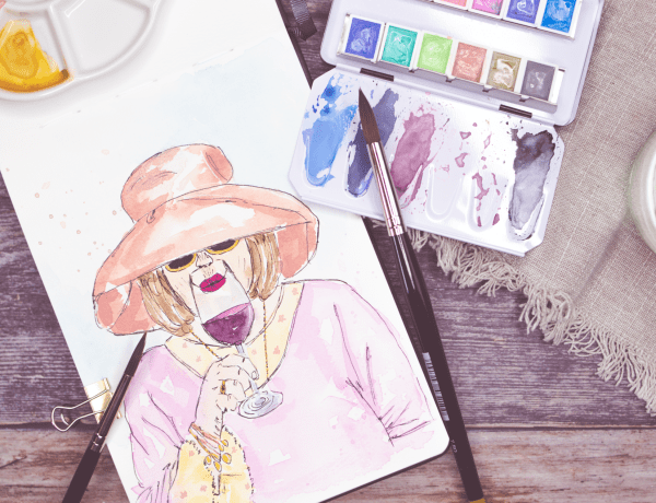 Watercolor Sketching