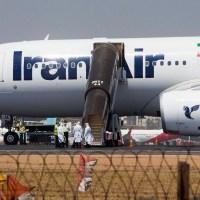 Wenn Merkel sagt, die Grenzen sind zu: Aus der iranischen Hauptstadt Teheran fliegen immer noch Flugzeuge nach Deutschland!