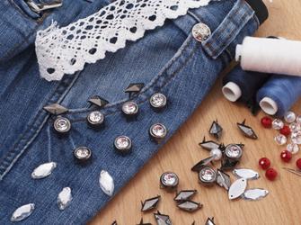 Teenager Mode: Aus Alt mach Neu: Gebrauchte Kleidung umgestalten