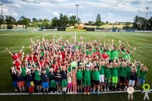 Sieger waren alle beim Kids Worldcup!