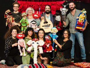 "Puppentheater ""bubales"" mit internationalem Ensemble"