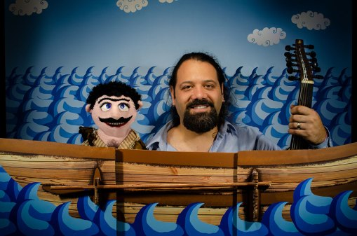 """Hinter jedem Charakter steckt ein kluger Kopf - das Puppentheater """"bubales"""". Bild: © Puppentheater """"bubales"""""""