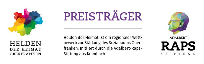 """Das Lui20 ist """"Helden der Heimat Oberfranken""""-Preisträger 2019"""