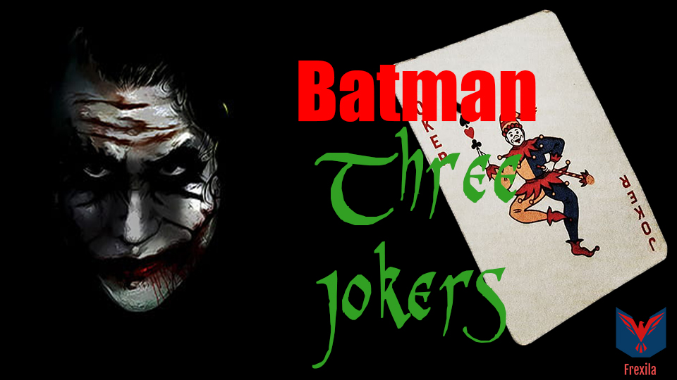 Batman: Three Jokers release dates, about the trailer, best Comic books in 2020