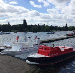 Mini boats