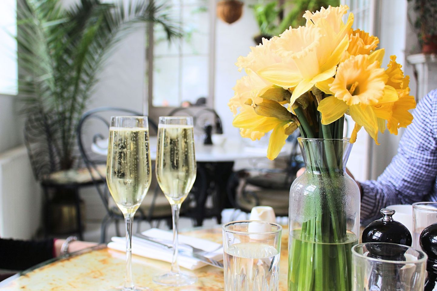 Review: Brunch at Bourne & Hollingsworth | FOOD | FREYA WILCOX