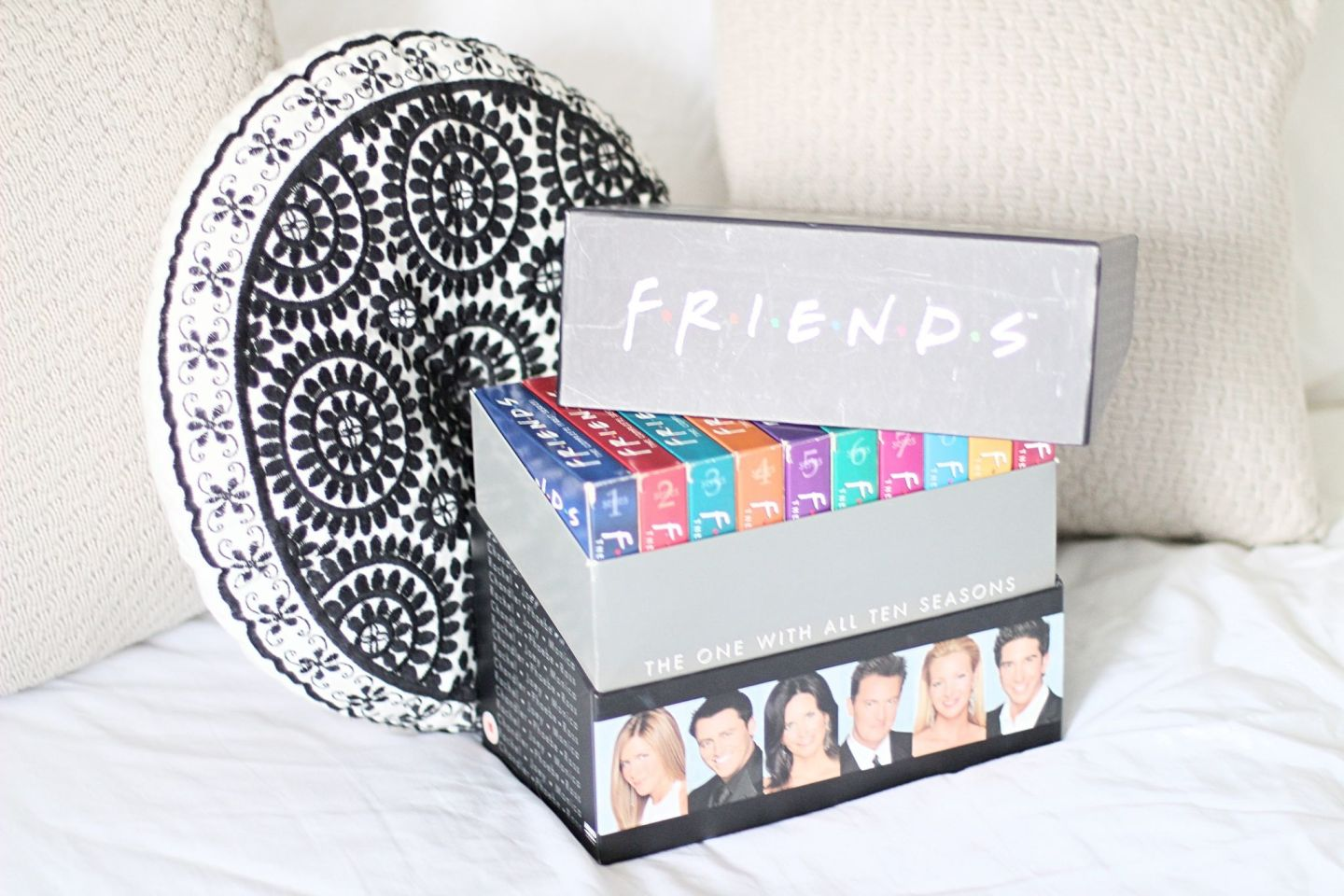My Top 10 Friends Moments | LIFESTYLE | AD | FREYA WILCOX