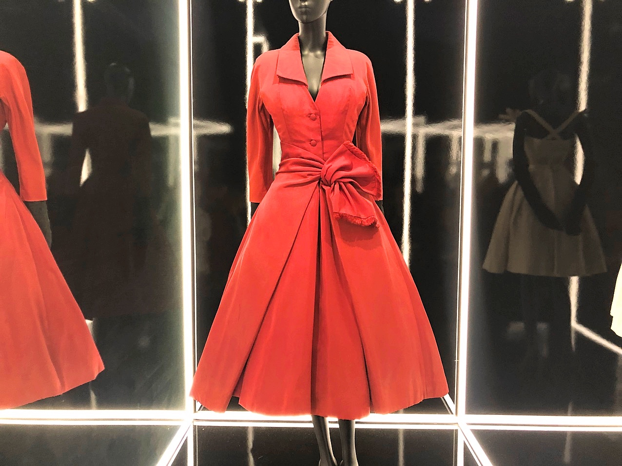 Christian Dior: Designer of Dreams at the V&A   LONDON   FREYA WILCOX