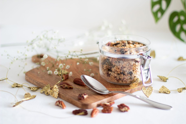 Recipe: Nutty Coconut Granola | FOOD | FREYA WILCOX