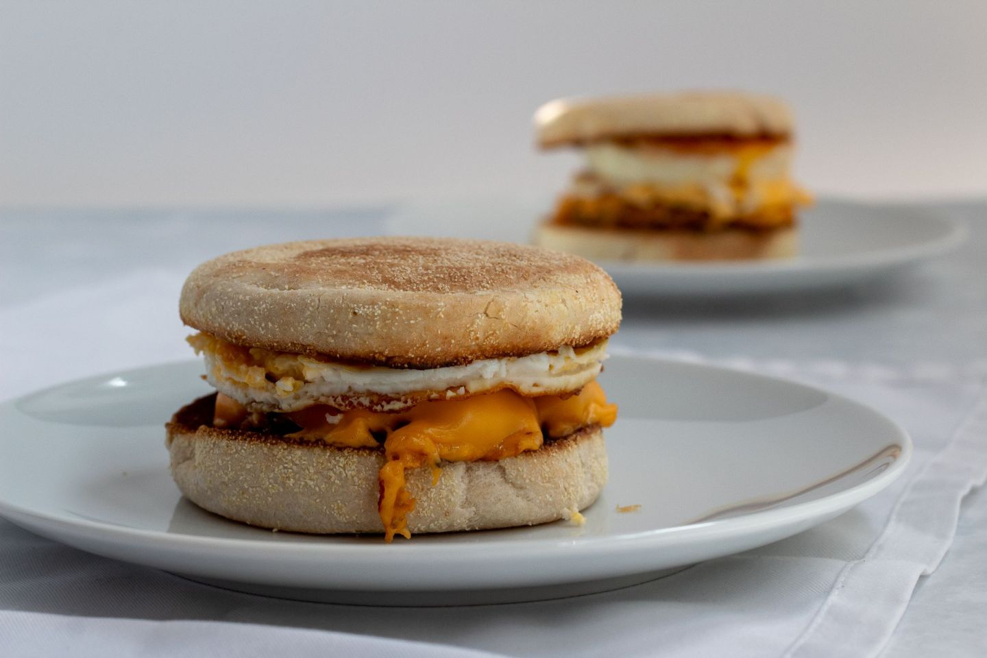 Recipe: Fakeaway McDonald's Sausage & Egg McMuffin | FOOD | FREYA WILCOX