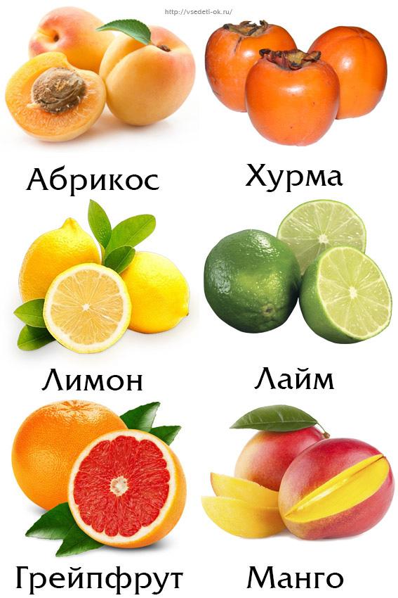 هذه فواكه وخضروات يمكن