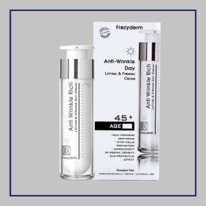 ANTI-WRINKLE RICH DAY CREAM