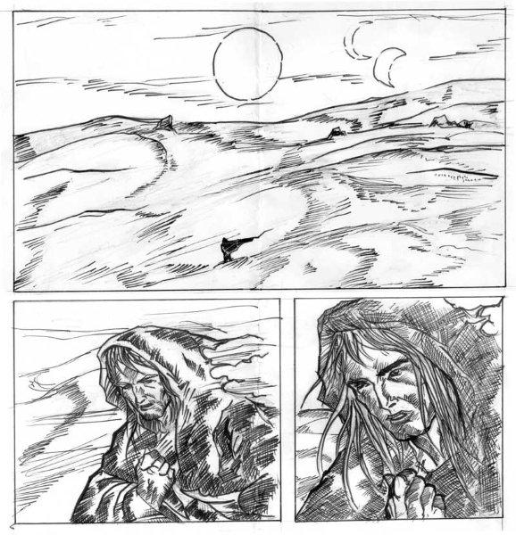 Pencils-E. Espinosa Inks-R.L.Bertulfo