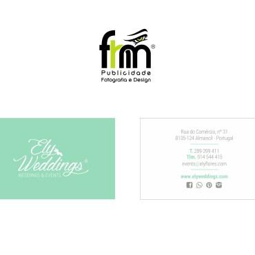 Cartões Comerciais – Ely Weddings
