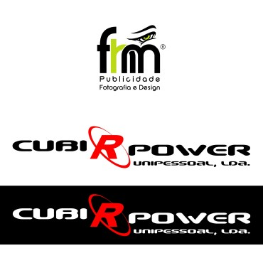 Logotipo Cubi R Power