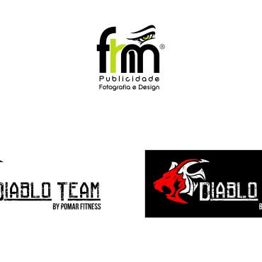Logotipo Diablo Team