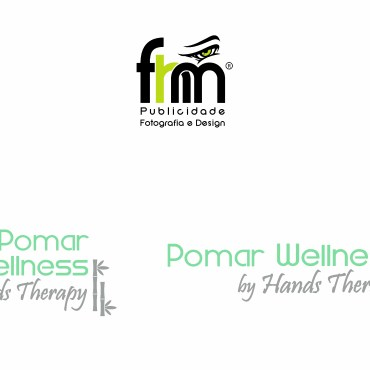 Logotipo Pomar Wellness