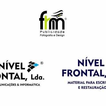 Logotipo Nível Frontal