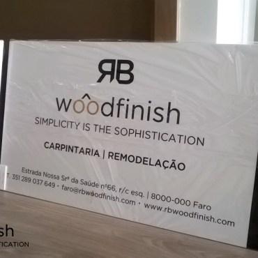 Placas de Obra em PVC – RB Woodfinish