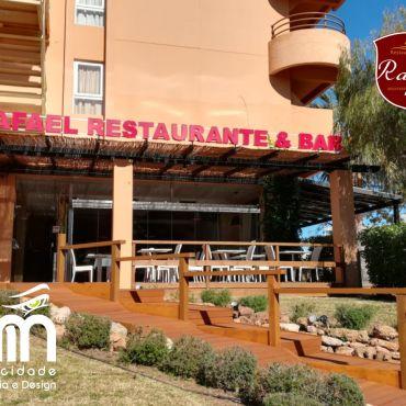 Reclamo Luminoso – Rafael Restaurante & Bar – Vilamoura