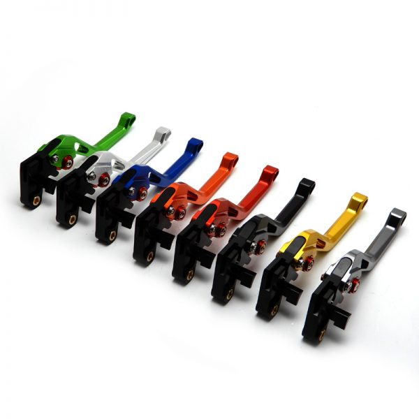 Motorcycle Shorty Levers