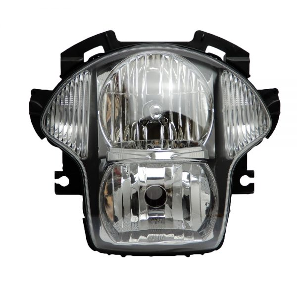 Motorcycle led headlights